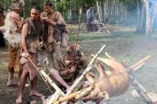 Piknik archeologiczny Rydno, czyli lekcja prehistorii na łonie natury