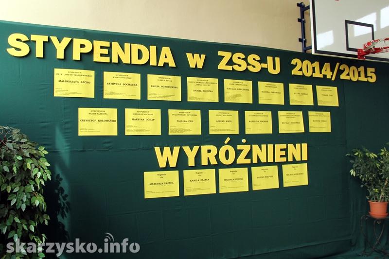 Uczniowie I Nauczyciele Samochodówki Wyróżnieni Skarzyskoinfo
