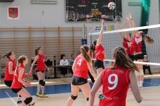 Siatkarki Gali zagrają w Braniewie w półfinale mistrzostw Polski młodziczek