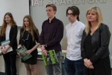 Powiatowy Konkurs Matematyczny 2017