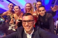 Dwie pary taneczne reprezentujące Skarżysko zostały finalistami Mistrzostw Polski