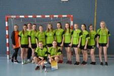 Mistrzostwa Powiatowe w Piłce Ręcznej Dziewcząt 2017