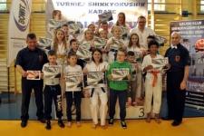 """SKSW """"Kyokushin-Karate"""" na Ogólnopolskim Turnieju Karate Calisia CUP Kalisz 2017"""
