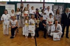 """SKSW """"Kyokushin-Karate"""" na II Ogólnopolskim Turnieju Karate Kyokushin Skierniewice CUP 2017"""