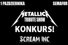 KONKURS! Wygraj bilety na koncert Scream Inc. w Semaforze! – WYNIKI