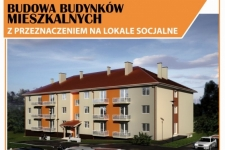 Trwa budowa bloku socjalnego