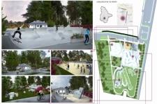W Skarżysku powstanie skatepark – zachęcamy do zapoznania się z wizualizacją