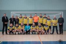 ZEORK mistrzem 11. edycji Halowej Amatorskiej Ligi Piłki Nożnej