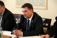 Piotr Duda, przewodniczący NSZZ Solidarność, odwiedził Skarżysko