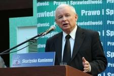 Jarosław Kaczyński odwiedził Skarżysko