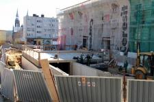 Skarżysko w budowie - scena letnia MCK