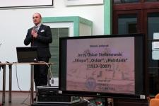 """Jerzy Oskar Stefanowski """"Habdank"""" i Stanisław Pałac """"Mariański"""" – konferencja popularnonaukowa"""