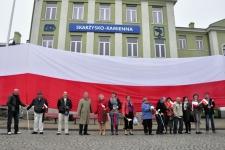 Dzień Flagi w Skarżysku