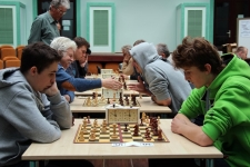 Otwarty majowy turniej szachowy w Miejskim Centrum Kultury