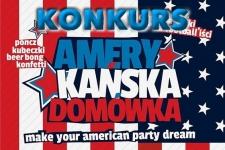 KONKURS – Amerykańska Domówka w Semaforze
