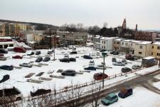 Parking przy Rejowskiej zostaje