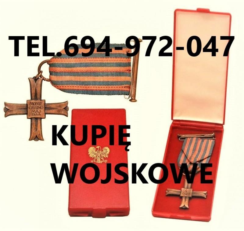 Kupie Wojskowe stare Odznaczenia,Odznaki,Medale