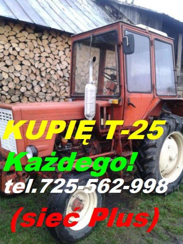 Kupię Władymirca t-25 Ursusa C-325 C-328 C-330 C-4011