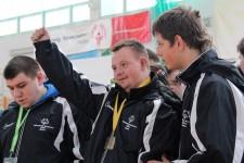 VIII Ogólnopolski Turniej Koszykówki Olimpiad Specjalnych 2013