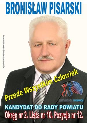 Bronisław Pisarski