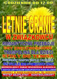 Letnie Granie w Związkowcu