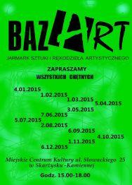 BazArt – jarmark sztuki i rękodzieła artystycznego