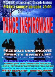 Tańce inspirowane