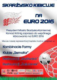 Skarżysko kibicuje na Euro 2016