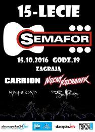 XV urodziny Semafora – koncert