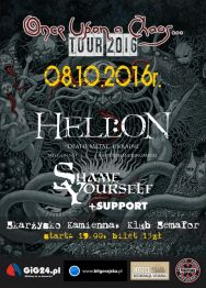 Hell:on + Shame Yourself – koncert