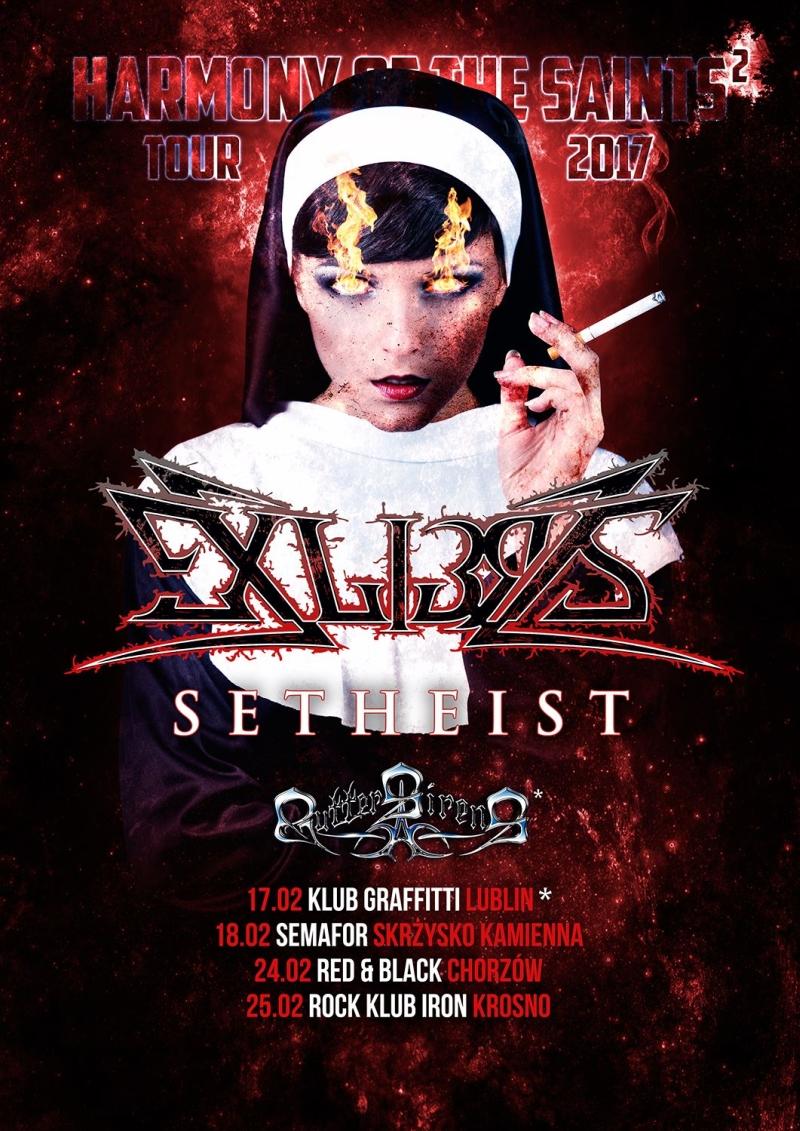 Exlibris + Setheist – Klub Semafor – 18.02.2016