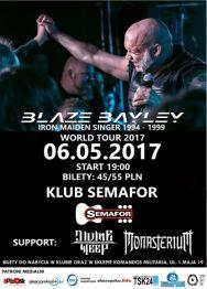 Blaze Bayley – koncert