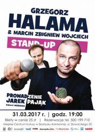 STAND-UP Grzegorz Halama & Marcin Zbigniew Wojciech & Jarek Pająk
