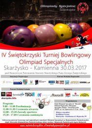 IV Świętokrzyski Turniej Bowlingowy Olimpiad Specjalnych