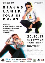 Białas x Lanek – Tour de Polon – koncert
