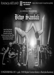 Oratorium fabularyzowane BITWY SZAMBALI
