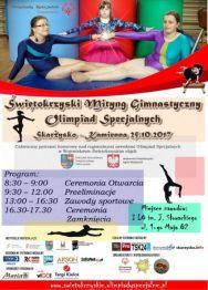 Świętokrzyski Mityng Gimnastyczny Olimpiad Specjalnych