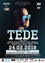 TEDE – koncert