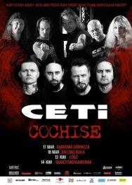 Ceti & Cochise – koncert