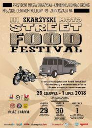 Trzeci Skarżyski Moto Street Food Festival
