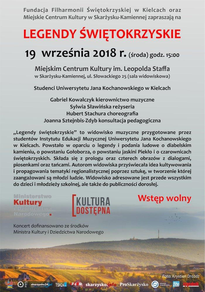 Widowisko muzyczne pt.