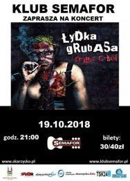 Łydka Grubasa – koncert