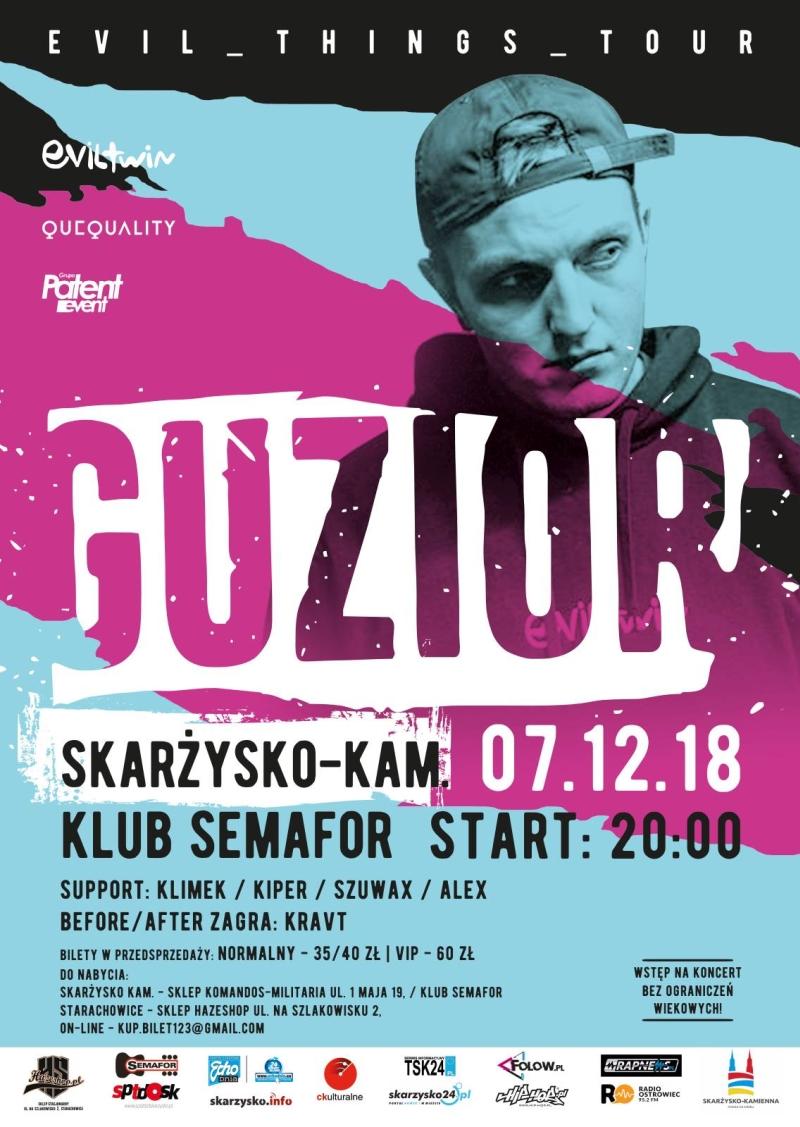 Guzior – Klub Semafor – 07.12.2018