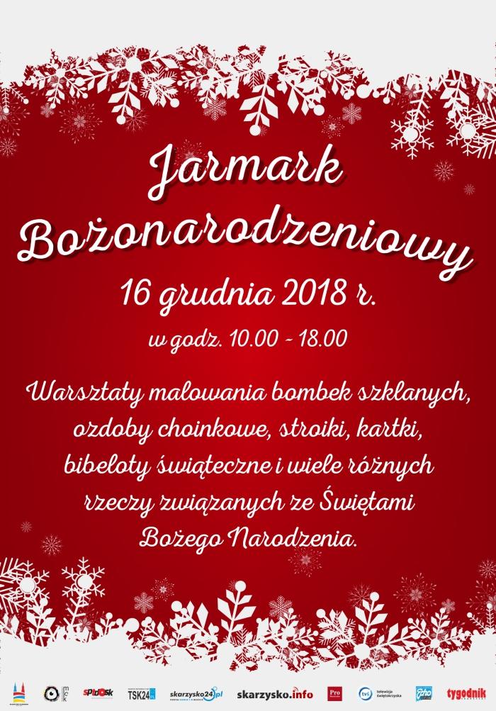 Jarmark Bożonarodzeniowy – MCK – 16.12.2018