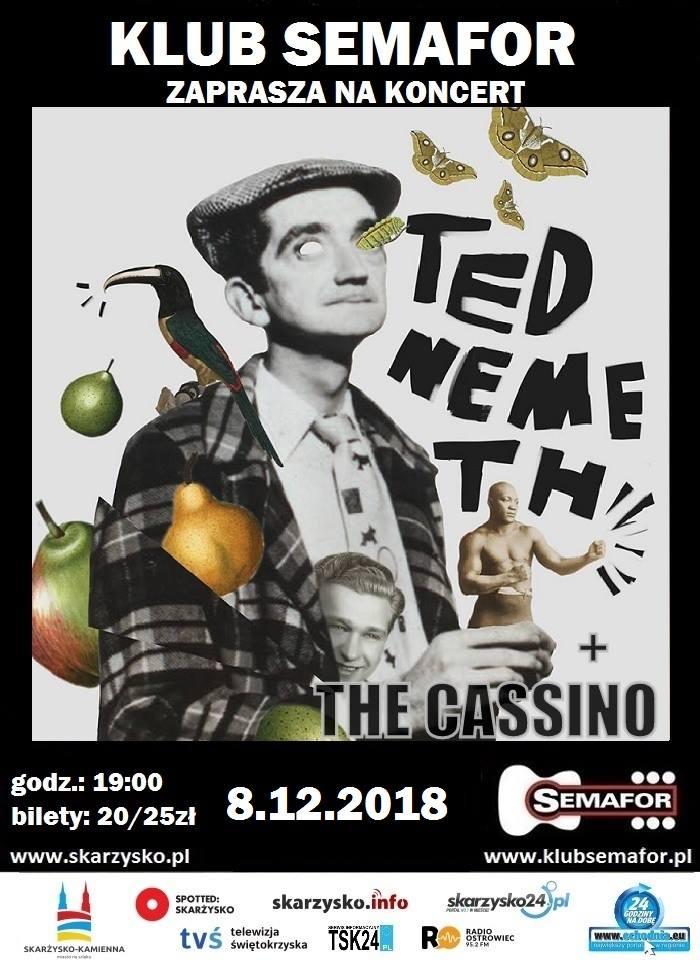 Ted Nemeth – Klub Semafor – 08.12.2018