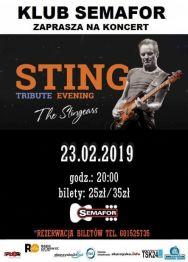 Sting Tribute Show – The Stingears – koncert