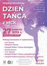 Międzynarodowy Dzień Tańca z MCK