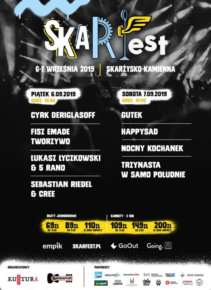 SKARfest – Stadion Ruchu – 06-07.09.2019
