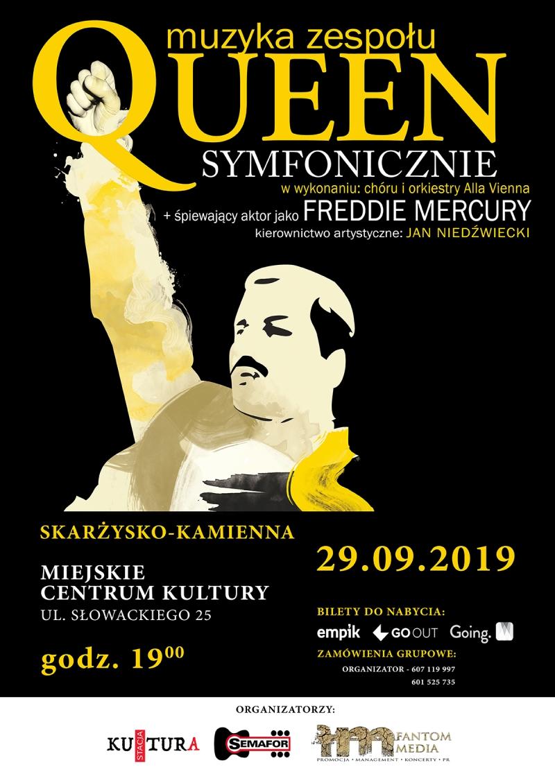 Queen Symfonicznie – MCK – 29.09.2019