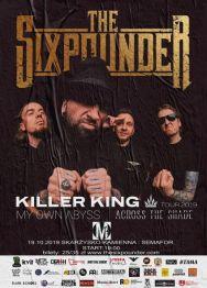 The Sixpounder  – koncert